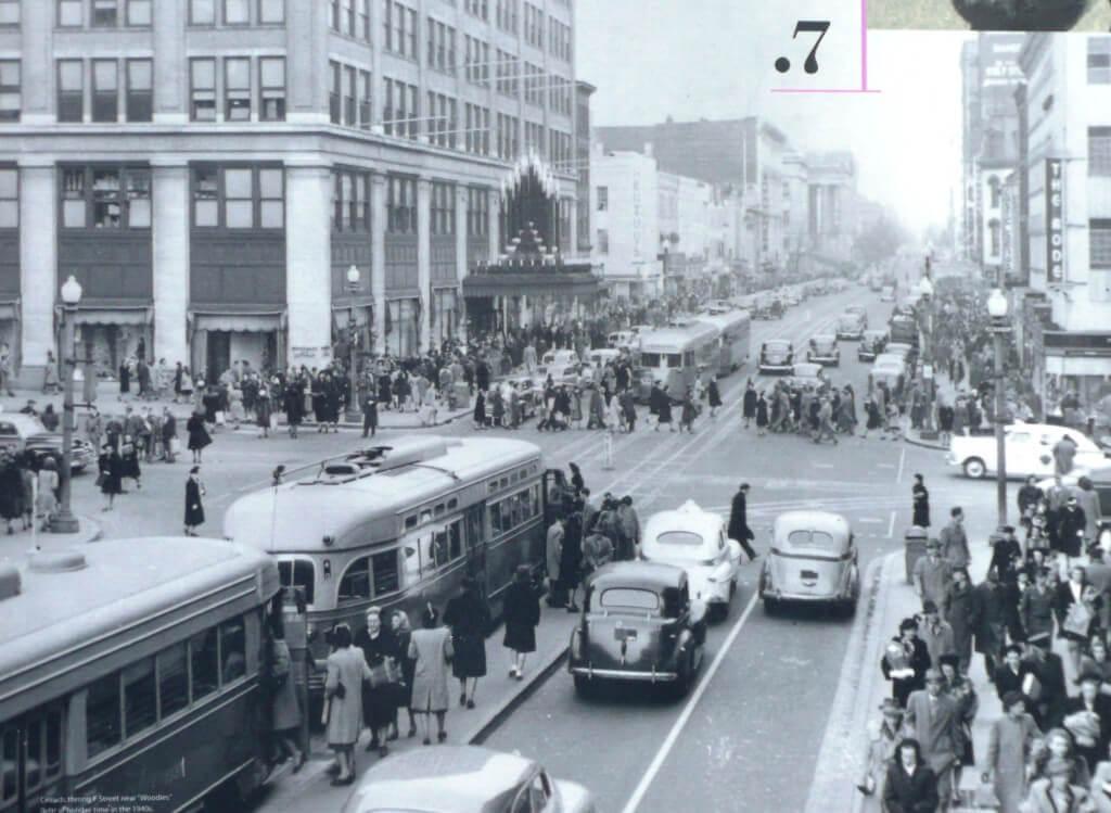 Washington DC during WWII